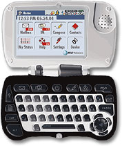 wireless chat device
