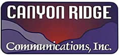canyon ridge logo