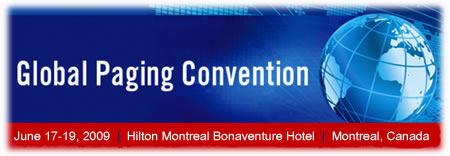 global paging convention