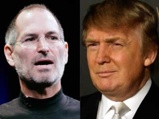 jobs and trump