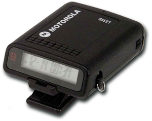 motorola numeric pager