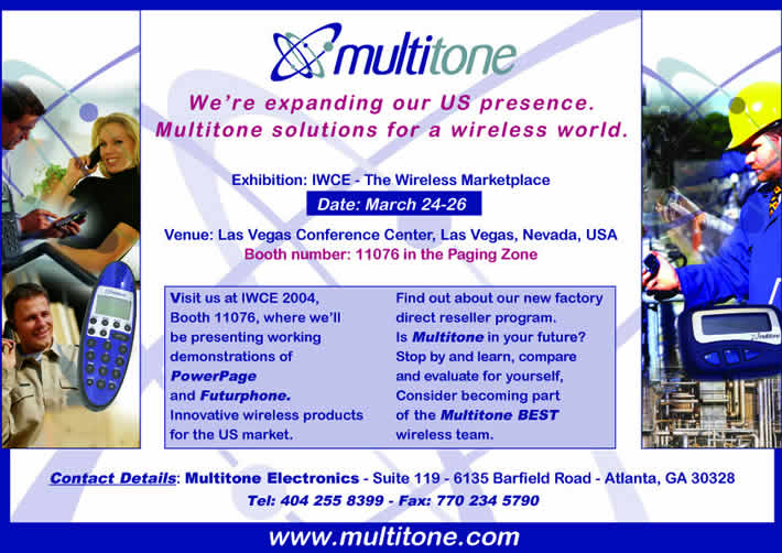 multitone advertisement