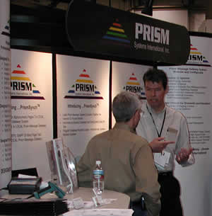 prism booth