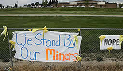 stand by miners