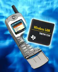 ti wireless lan
